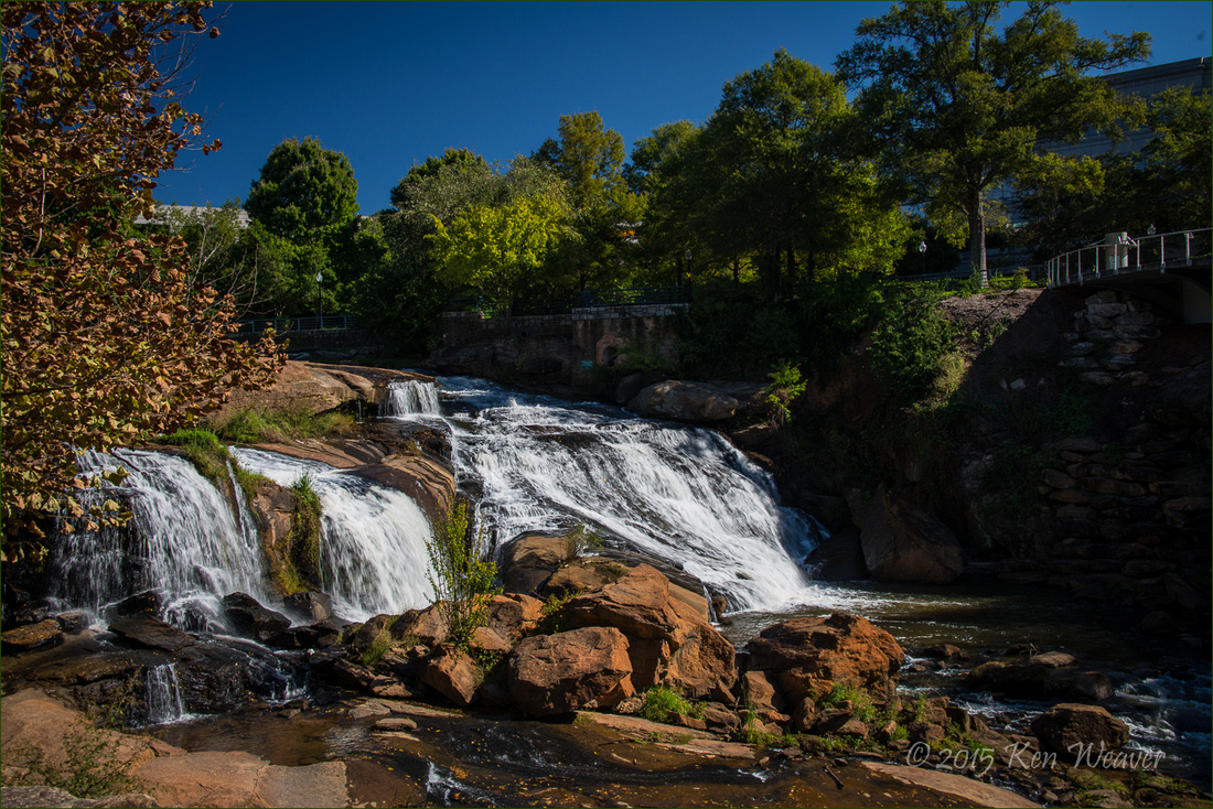 Reedy Park Falls