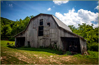 KenWeaver_Barn by Fruit Stand